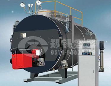 真空热水锅炉整体是在负压状态下运行